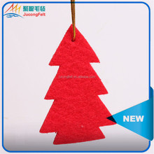 Christmas tree hanging heart shaped hanging decoration,Door Hanger Christmas Decorations festive felt