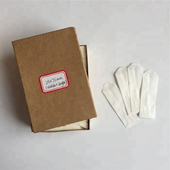Mini Glassine Stamp Wax Paper Bags