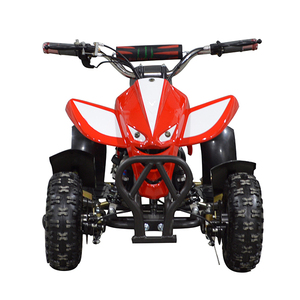 rubber track 49cc electric ATV vehicle hot sale for child with CE with reverse gearbox,electric ATV speedometer