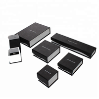 Magnetic closure gift box jewelry paper box for christmas