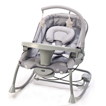 4in1 baby bouncer bed small high chair with vibration function