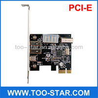 Hottest!4 Port IEEE 1394 Firewire PCI Card With VT6315 Chipset