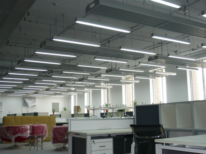 Euro Quality Aluminum Profile Pendant Office Led Linear Lighting View Superlightings Product Details From