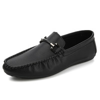 China factory wholesale casual summer driving leather mocassin loafers shoes for men