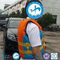 Water Park Item Brightly Colored Life Jacket For Made In China Fun ...
