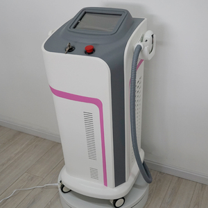 Vertical high performance 808nm 30mmx20mm 1200w laser hair removal machine for beauty center