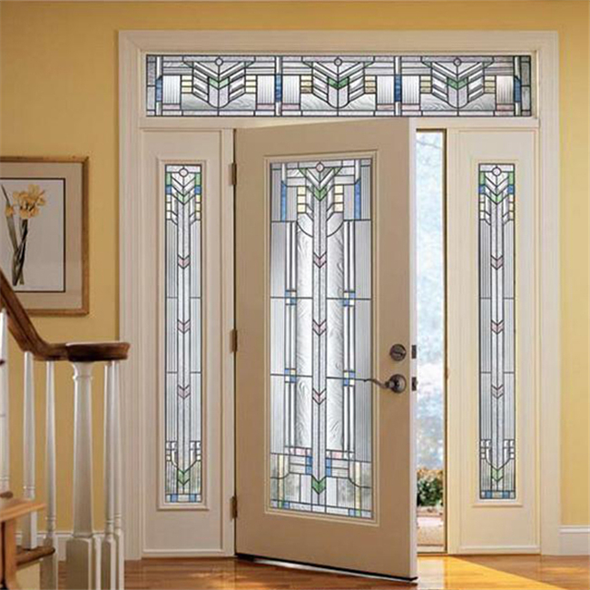 Good China Alibaba Hot Selling Best Price Exterior Apartment Door Entrance Doors
