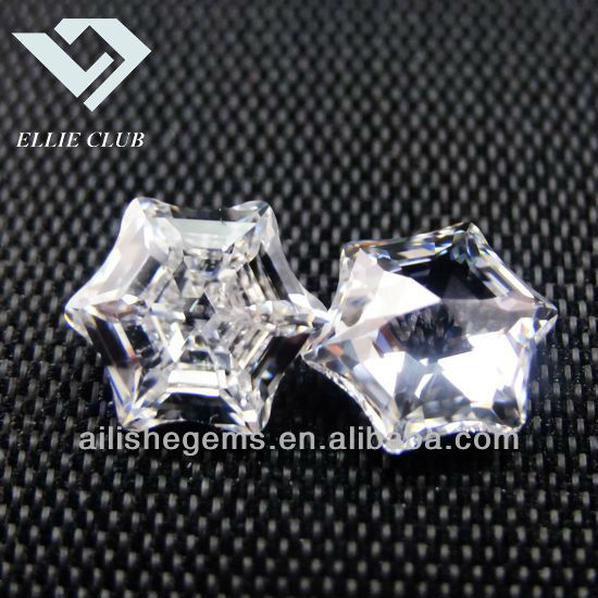 hexagon cut factory direct selling gemstone