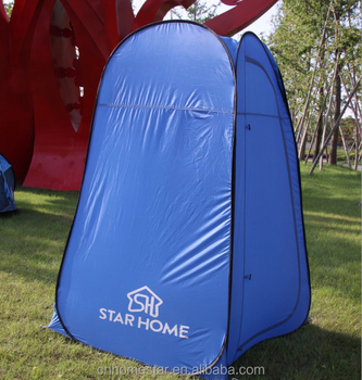 STAR HOME Pop Up Change Clothes Tent Mobile Toilet Toilet Tent Outdoor C&ing Tents & Star Home Pop Up Change Clothes Tent Mobile Toilet Toilet Tent ...