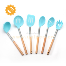 New Cute Cooking Tool Set Premium Silicone Kitchen Utensil Set