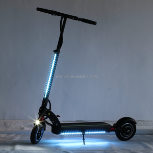 Personal Transporter 350W Brushless Motor Blade Folding Electric Scooter