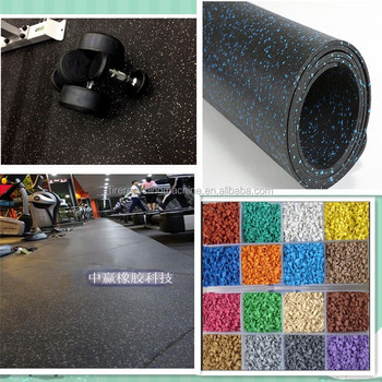 Liquid Rubber Flooring / Cheap Rubber Flooring / Outdoor Rubber Flooring