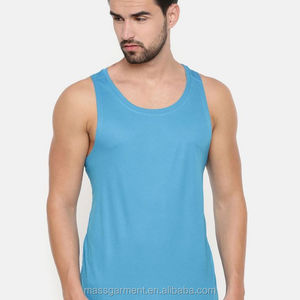 Top sale oem gym fitness tank top men custom logo plus size