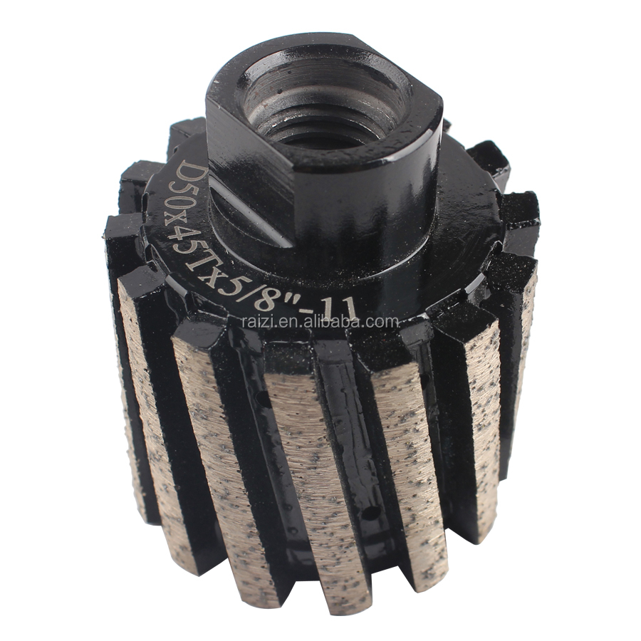 "2/"" M14 Wet Diamond Polishing Drum// Wheel"