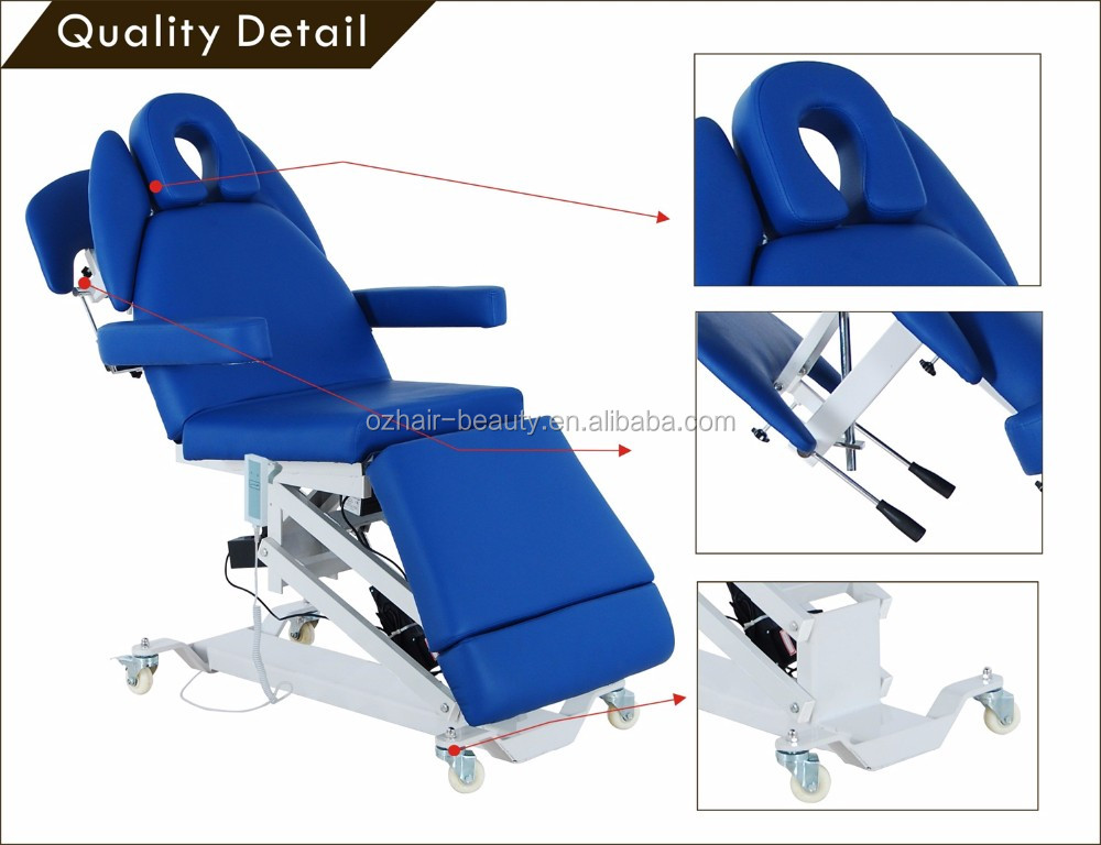 Electric Examination Couch Diagnostic Chair Electric Hospital Bed