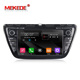 Mekede Car radio dvd navigation player For Suzuki SX4 S-Cross 2013-2016 GPS auto multimedia stereo audio tape recorder WIFI BT
