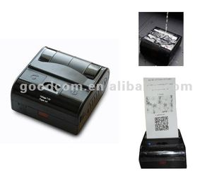 Online Deliver Sample for Western Union and Credit Card: 80mm Mini Bluetooth Printer