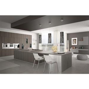 Modern Aluminium Kitchen Cabinet Design For Malaysia