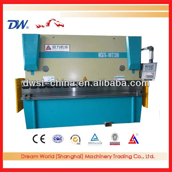 "INT'L ""SLMT"" CNC hydraulic aluminium press brake machine/acrylic bending machine /manual pipe benders"