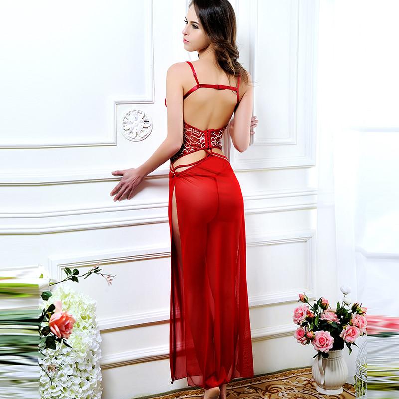 Finden Sie Hohe Qualität Reizvolles Transparentes Kleidkleid ...