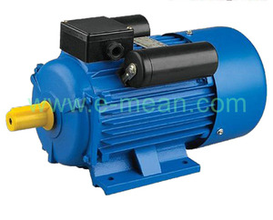 hot sale 0.5HP/0.37KW single phase electric motor from 16 years experience factory