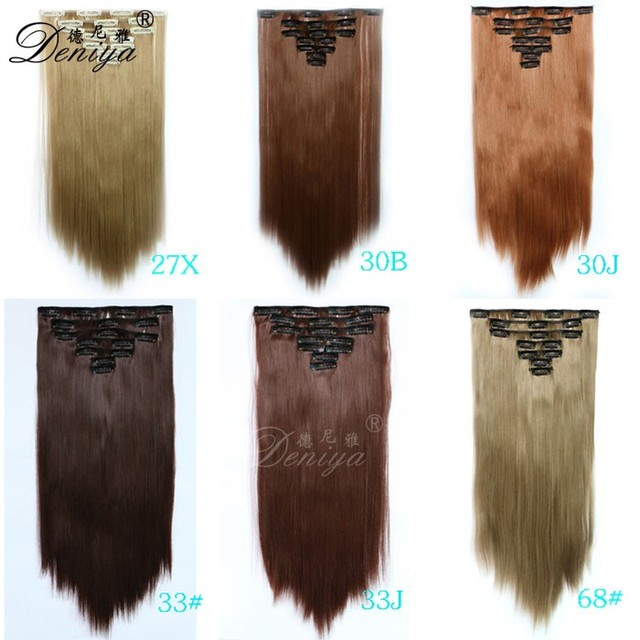 Buy Cheap China Remy Human Hair Extension Clip In Hair Wefts