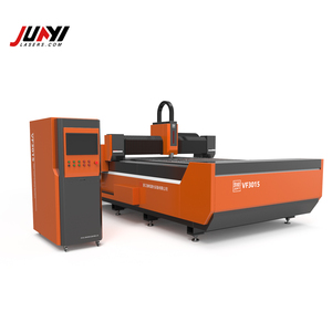 High performance fiber laser cutting machine for metal industry 750 watt