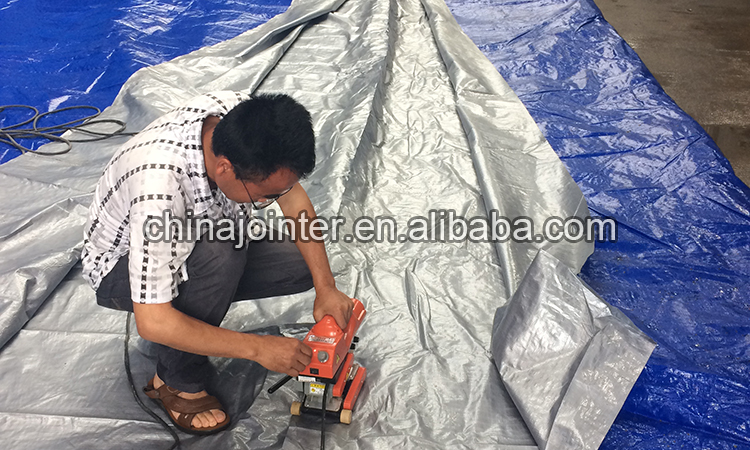 High Quality Portable HDPE Geomembrane Welding Machine Good Price