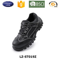 Wholesale Cheap Customized Comfortable Breathable engineering working steel toe puff Protective woodland safety shoes