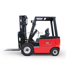 2.5 ton electric forklift truck with 48v forklift electric motor