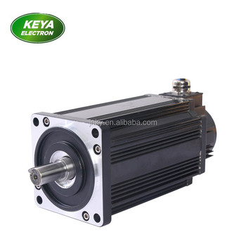 dc 48V 1.5kW brushless DC SERVO MOTOR,HIGH TORQUE with encoder for tracked robot