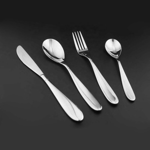 Hot Sell Stainless Steel 18/0 Silvering Hotel Cutlery