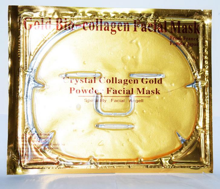 Bio-gold collagen gesichtsmaske