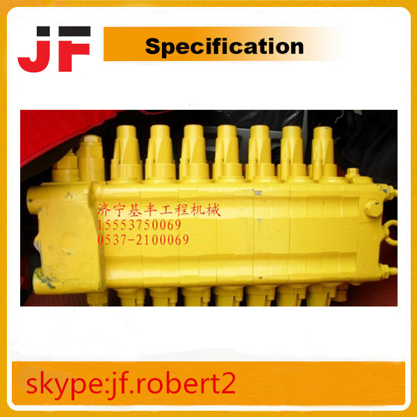 original Japan pc 60-7 main valve ,pc 60-7 distribution valve ,723-26-13101 min valve