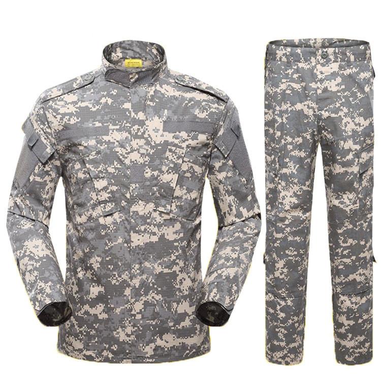 fd6ae5b32e9 Venta al por mayor ACU Universal uniforme del ejército ropa de combate  militar vestido Ejército Americano