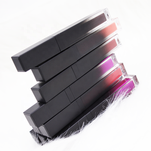 Customize lipstick lipgloss waterproof metllic makeup lip gloss private label matte