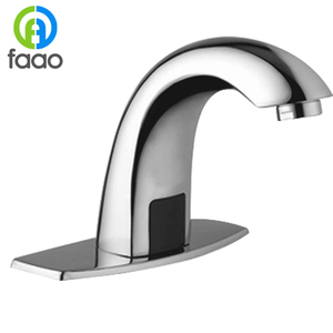 FAAO Chinese Gold Supplier Digital Faucet,Automatic Faucet