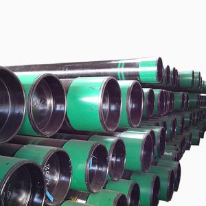 API 5CT OCTG J55 N80 Oil Tubular Goods steel casing Pipe