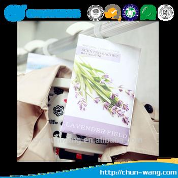 Natural Vermiculite Wardrobe/Closet Odor Eliminator Hang Air Freshener  Sachet