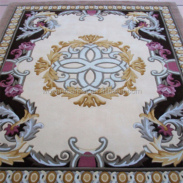 Hand Carved 100 Wool Carpet And Rug