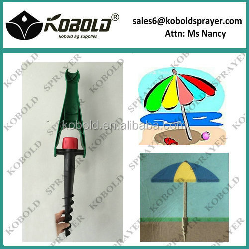 High Quality Por Beach Umbrella Drill For Promotion Anchor Product On Alibaba