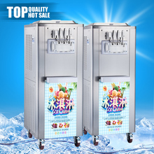Factory price 3 flavors mini icecream production line
