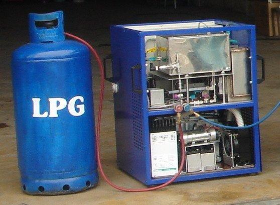 Calor LPG Gas Cylinder Refills - Tool Hire, Equipment Hire ...