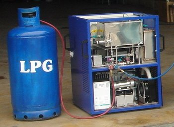 Home Fuel Cell Generator Natural Gas