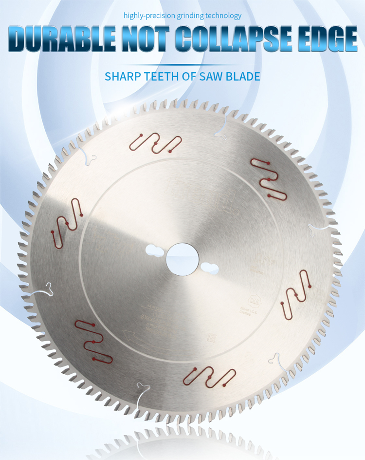 Woodworking 12inch Industrial Furniture Panel Saw Blade