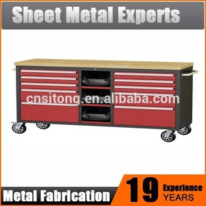 Stainless Steel Tool Trolley Roller Cabinet