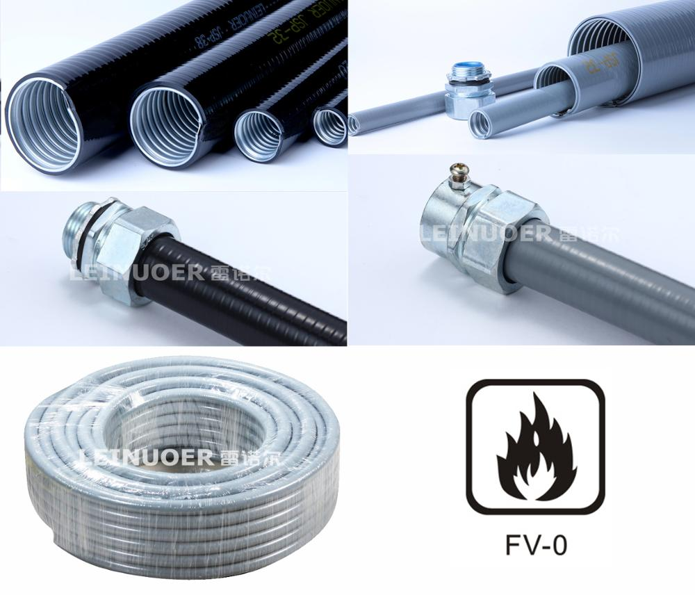 Electrical Wire Protection Pipe Smooth Surface Rigid Galvanized Electric Buy Wiring Conduit Steel Pvc Coated