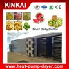 Heat pump drying oven for dehydrating fruit/dry fruit drying machine