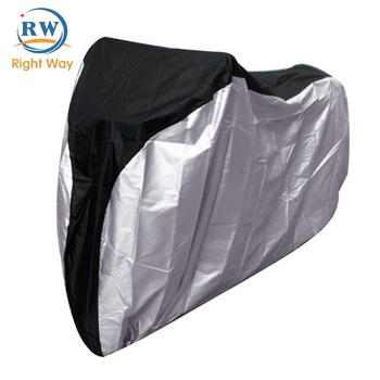 Customized Dust Proof Portable Polyester Waterproof Bicycle Bike Rain Cover
