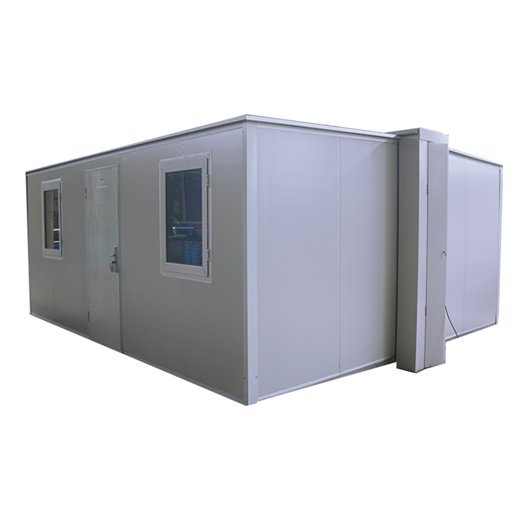 New Design Large Space Expandable Mobile Container Home